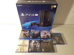 Brand New PlayStation 4 Pro 1tb Limited Bundle